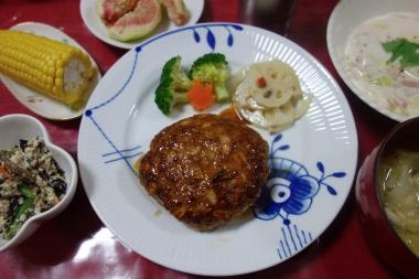 夕飯141005