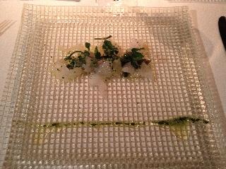 鮮魚のカルパッチョ504