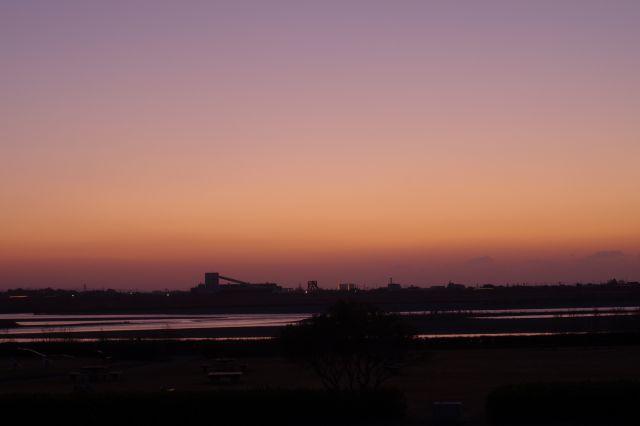 2014 日の出と朝日