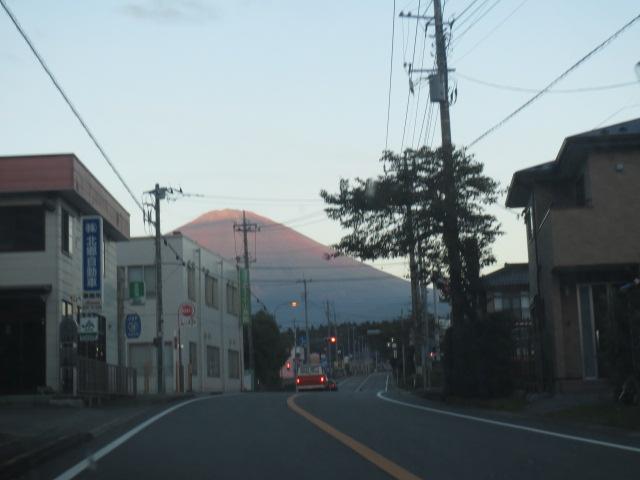 富士山に2