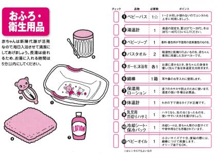 出産準備品4