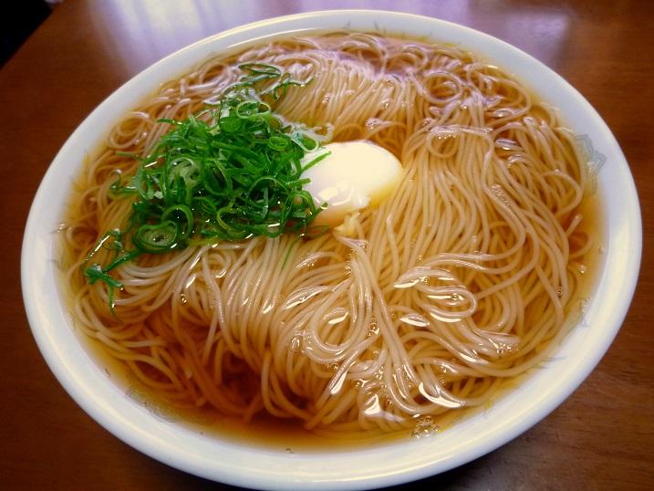 モーニングにゅう麺1