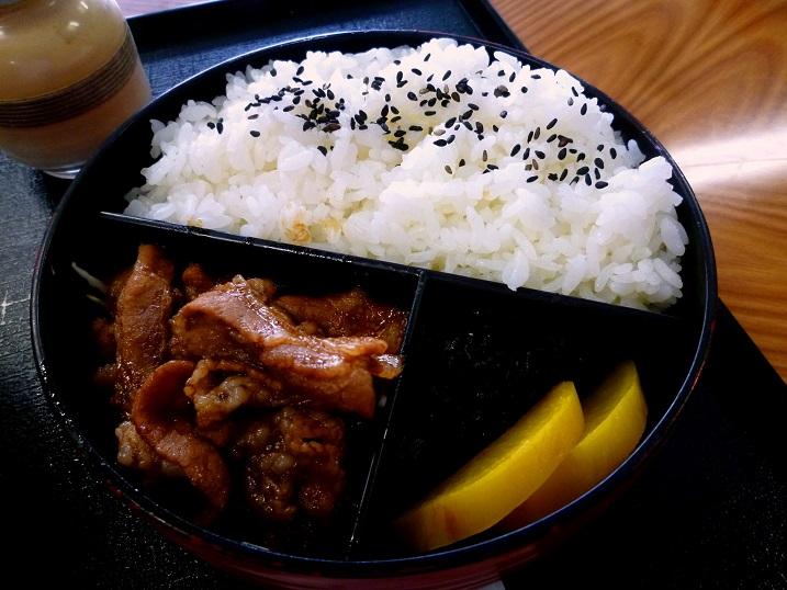 鶴丸中華そば定食5