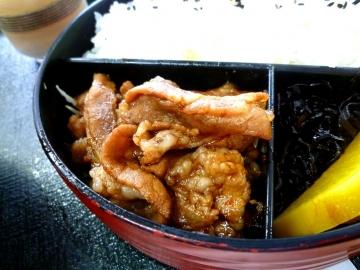 鶴丸中華そば定食6