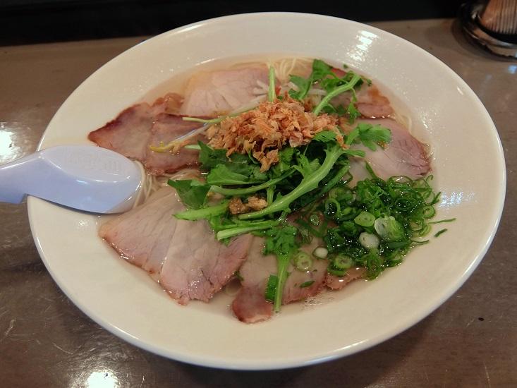 揚子江チャーシュー麺1