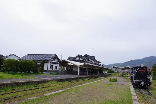 大社駅 5