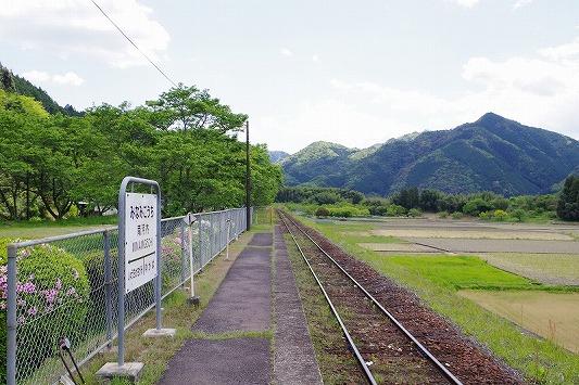 南河内駅 2