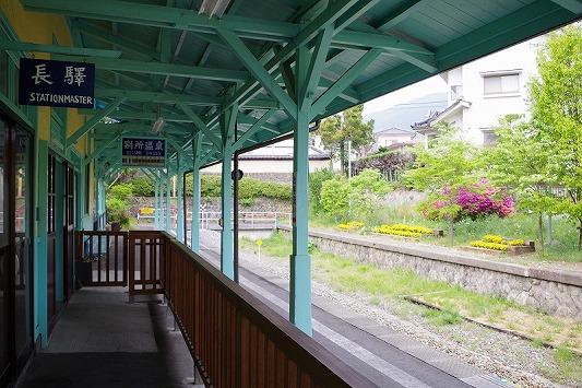 別所温泉駅 3