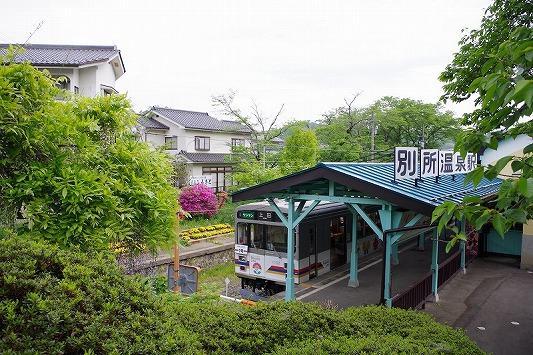 別所温泉駅 4