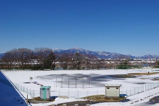 雪散歩 2