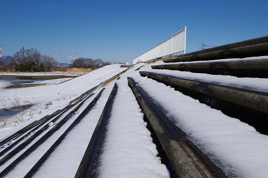 雪散歩 5