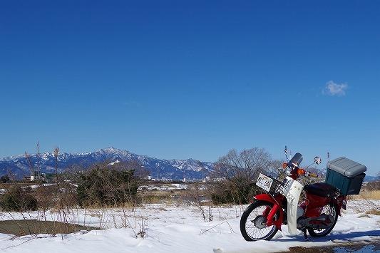 雪散歩 8