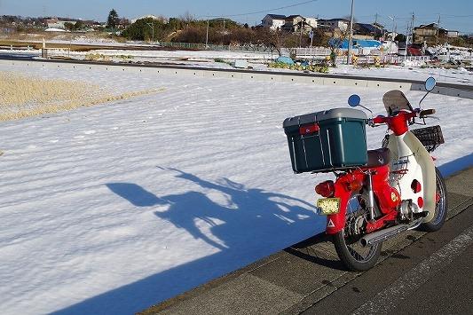 雪散歩 19