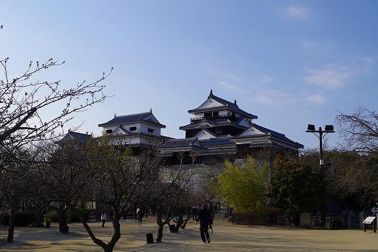 松山城 6