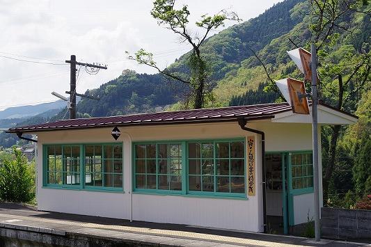 湯平駅 2