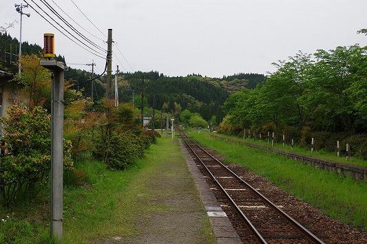 嘉例川駅 2