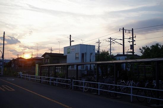 小田林駅 1