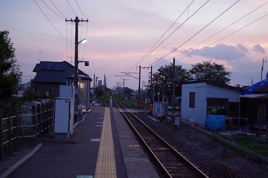 東結城駅 3
