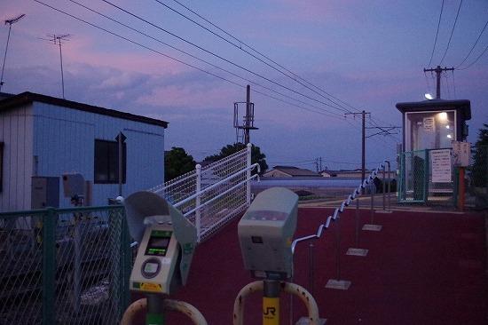 東結城駅 4