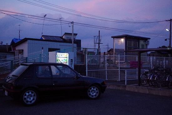 東結城駅 5