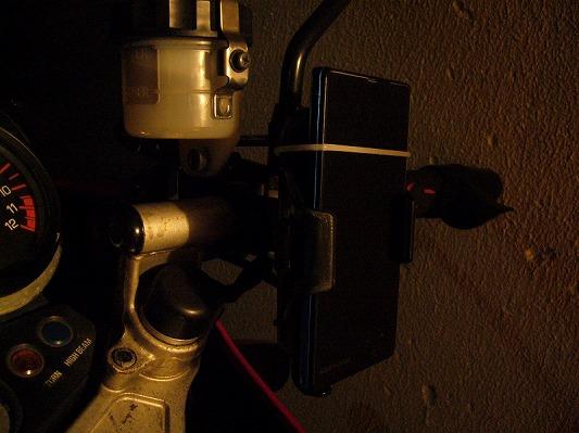 スマートフォンホルダー 7