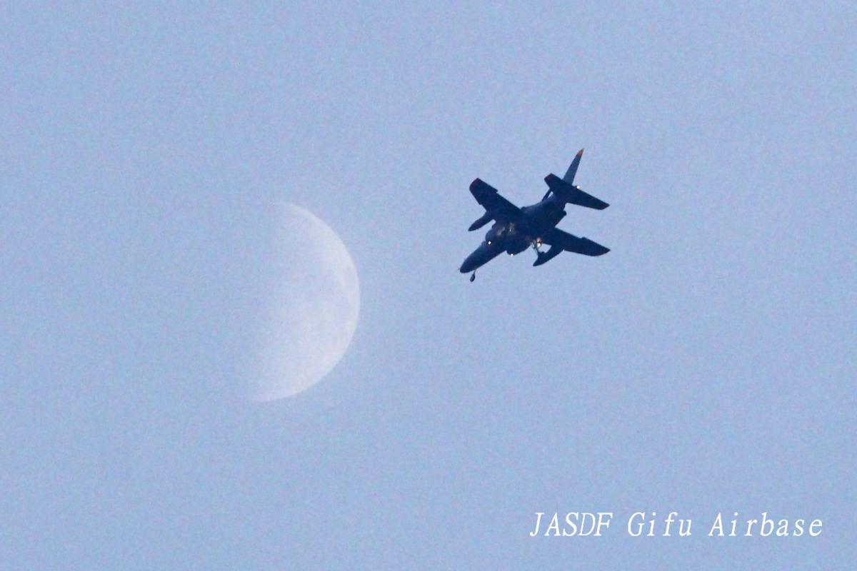 夜間飛行 T-4 岐阜基地