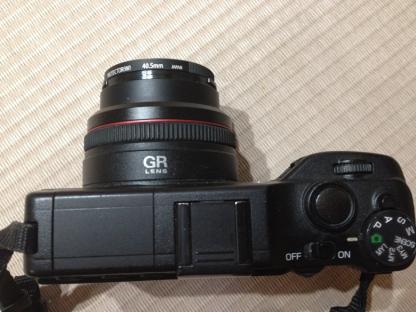 GXR A12 28mm ユニット
