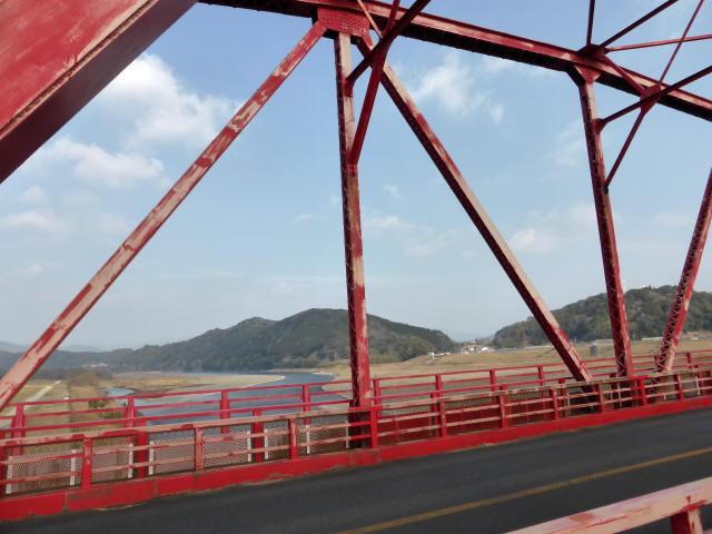 四万十川橋(赤鉄橋)6