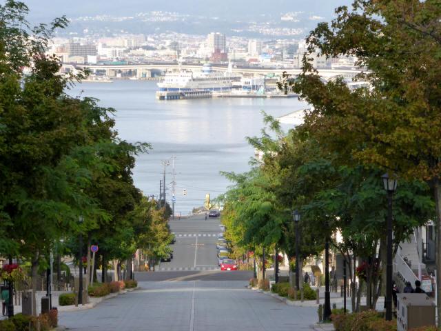 函館の坂道3
