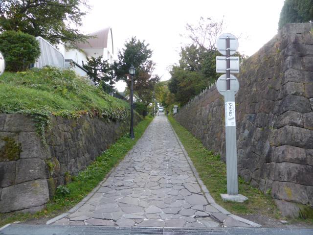 函館の坂道4