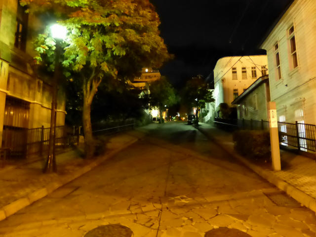 函館の坂道5