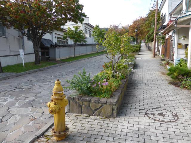 函館の坂道8