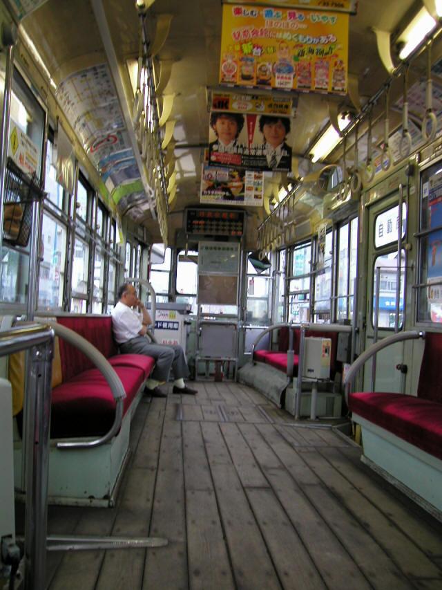 函館の路面電車4