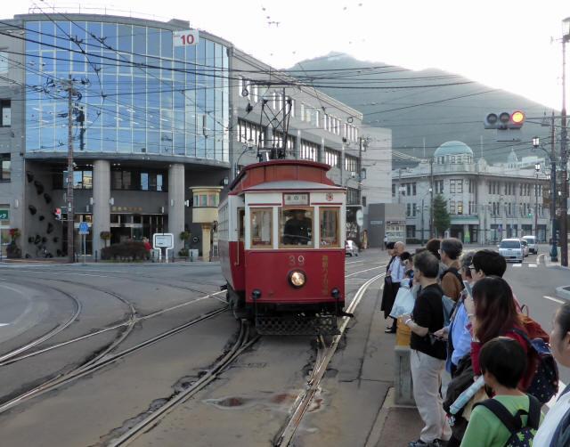 函館の路面電車8