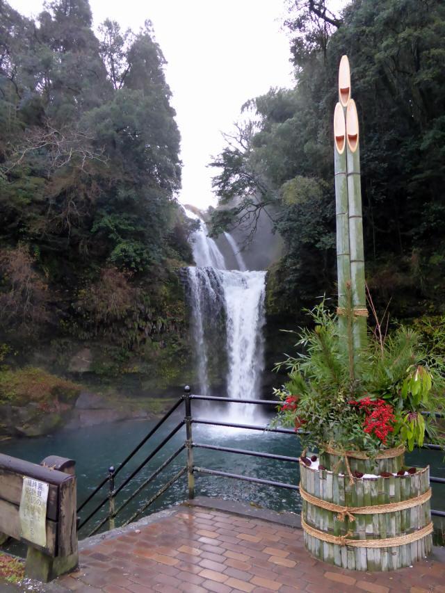 慈恩の滝0