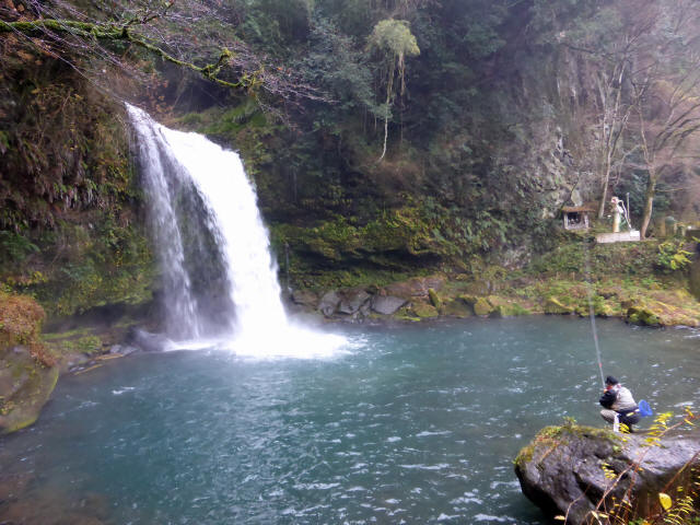 慈恩の滝2