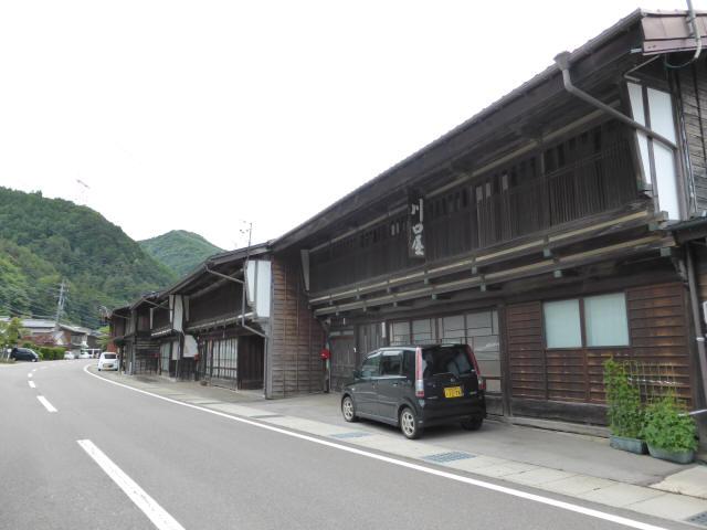 中山道 本山宿1