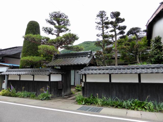 中山道 本山宿3