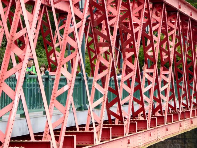 山線鉄橋3