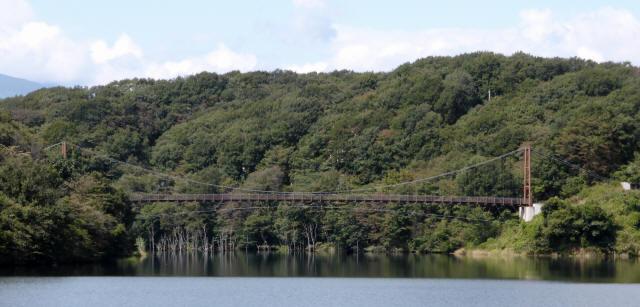 那須矢の目吊橋1