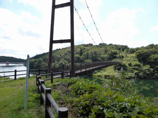 那須矢の目吊橋3