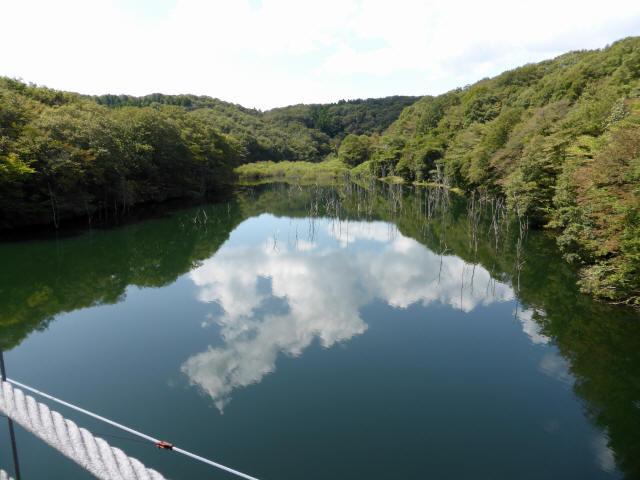 那須矢の目吊橋5