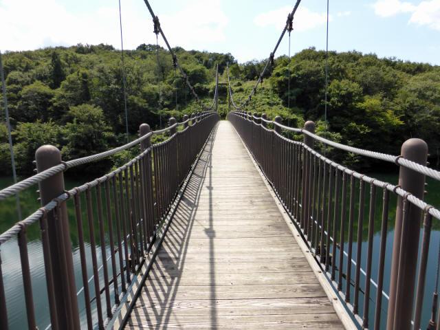 那須矢の目吊橋6
