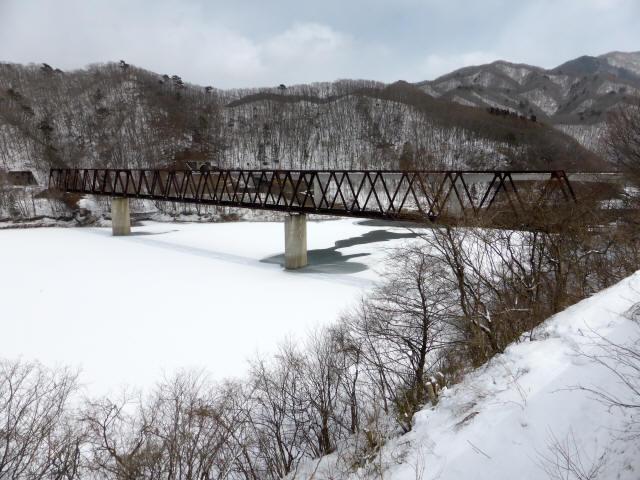 湯西川橋梁5
