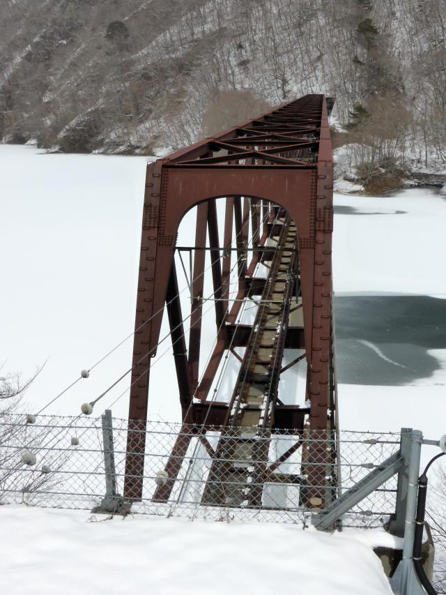 湯西川橋梁2