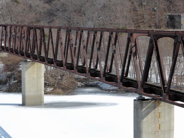 湯西川橋梁7