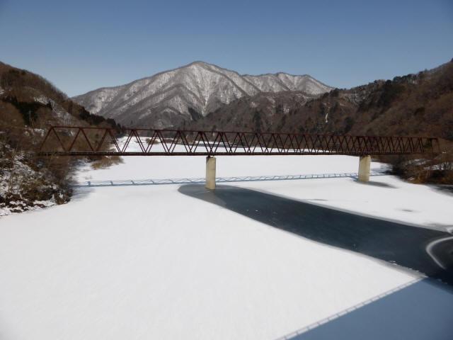 湯西川橋梁6