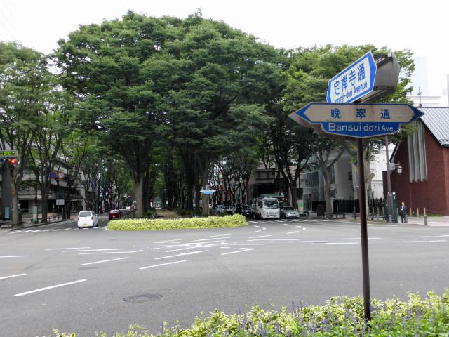仙台定禅寺通5