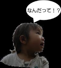 なんだって?(小)