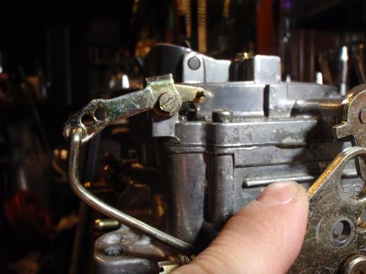 エーデルキャブ、加速ポンプ一番リーン (2)